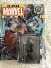 "Classic Marvel  Figurine Collection #5 ""MAGNETO""   BRAND NEW !! EAGLEMOSS 2012"