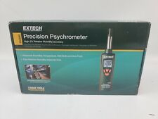 Extech Rh390 Precision Dual Display Hygro Thermometer Psychrometer Brand New