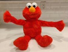 2012 BIG HUGS ELMO plush '2014 Toy of Year' Hasbro Sesame Street FREE SHIP