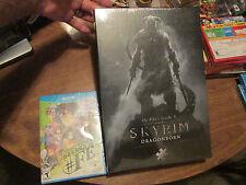 """The Elder Scrolls V: Skyrim DragonBorn Limited Edition Puzzle 19"""" X 27"""" BETHESDA"""