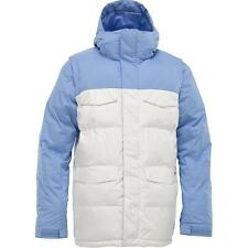 NEW $220 BURTON MENS SNOWBOARD/SKI DEERFIELD JACKET&VEST L