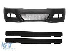 Front Stoßstange BMW E46 98-04 3er M3 Optik Limo+Seitenschweller Side Skirts