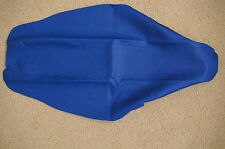 FLU DESIGNS BLUE GRIPPER SEAT COVER YAMAHA YZ250F YZF250  2010 2011 2012 2013