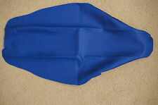 FLU DESIGNS BLUE GRIPPER SEAT COVER YAMAHA YZ250F YZF250  2010 2011 2012 2013