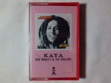 BOB MARLEY & THE WAILERS Kaya mc cassette k7 ITALY SIGILLATA VERY RARE SEALED!!!