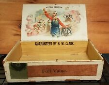 Full Value Cigar box