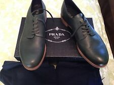 PRADA shoes hand  made in Italy size 11 U.S. PRADA 10