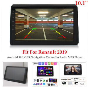 """10.1"""" Android 10.1 GPS Navi Car Audio Radio 1+16GB MP5 Player For Renault 2019"""