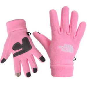 The North Face Womens Etip Gloves Winter TNF BNWT Keep warm Non-slip Glove