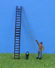 OO/HO Painted Window Cleaner + ladder & bucket - P&D Marsh PDZ28 free post F1