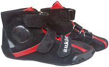Stivali Minimoto Scarpette in Pelle Con Protezioni TAGLIA 35