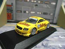 AUDI TT R TT-R 2000 DTM #20 Nissen Abt Hasseröder Minichamps RAR 1:43
