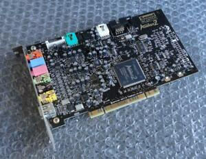 Dell P1554 Creative Labs SB0350 Sound Blaster Audigy2 PCI Sound Audio Card