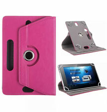 """Universal 360 Rotatable Leather Stand Case Cover For 9 10"""" Tab Android Tablet PC"""