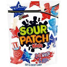 Sour Patch Kids Red White & Blue 1 lb 14 oz Bag