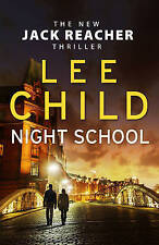 Lee Child Hardback Fiction Books