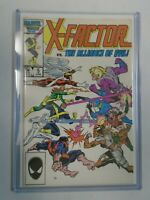 Marvel X-Factor #5 1st Appearance of Apocalypse (Shadow Cameo) 7.5 (1986)