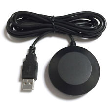 USB GPS Receiver Module Antenna,Laptop,BS-708,Replace BU-353S4 BU353S4 Black