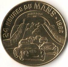 Monnaie de Paris - 24 HEURES DU MANS 1966 - 2019