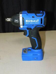 KOBALT KCW5024B-03 BRUSHLESS 24V 1/2'' IMPACT -(EB55)