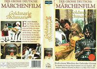 (VHS) Frau Holle (Goldmarie und Pechmarie) - Lucie Englisch, Madeleine Binsfeld