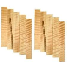 Curly Soft Maple Pen Blank 10-Pack Lumber Raw Building Materials