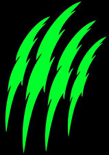 2x Monster Kralle Sticker Aufkleber Sponsor Motorrad Auto JDM OEM XXX Tuning 4