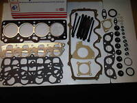 FORD ESCORT MK4 1.6 RS TURBO CVH  HEAD GASKET SET & HEAD BOLTS 1984-1991