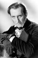 Peter Cushing vintage Hammer portrait photo 11x17 Mini Poster