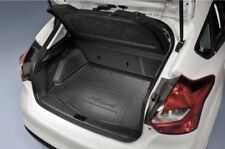 12-18 Ford Focus 5 Door Hatchback Black Cargo Trunk Area Protector Liner Mat OEM