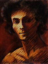 Roger LAGOUTTE (1921-1984) Rudolf Nureyev , danza Ballet clásico ruso ópera de