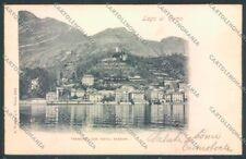 Como Tremezzo cartolina ZQ1866