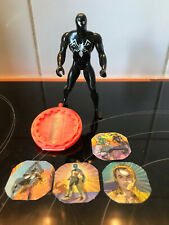 Marvel Secret Wars Venom Guerres secretes mattel 1984 Complet