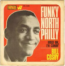 """BILL COSBY """"FUNKY NORTH PHILLY"""" NORTHERN SOUL 60'S SP WARNER BROS 5095"""