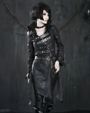 PRY261 Punk Rave BLK Kraken Coat Jacket S Japan Kera Gothic Kei Witchy Edgy Dark