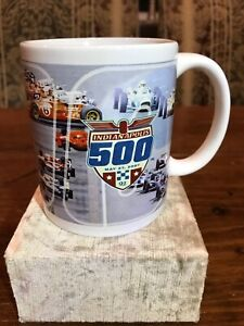 91st Indianapolis Motor Speedway 2007 Logo Collector Coffee Cup Mug Indy 500 NEW