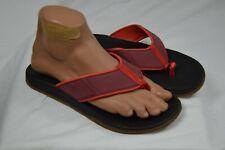 Chaco Mens Confluence Flip Size 9US Grenadine MSRP$85 (CS19M-5)
