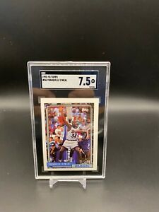 1992-93 Topps Shaquille O'Neal #362 RC  SGC 7.5 NM-MT (psa)