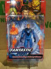 Fantastic Four Classics Transforming Johnny Storm Human Torch Marvel Legends MIB