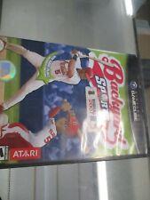 Backyard Sports Nintendo Gamecube Rare Very nice game - Complete