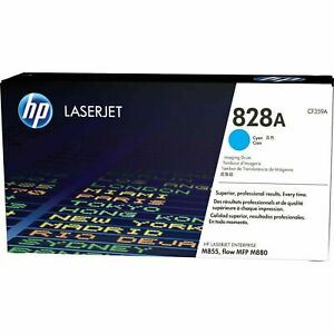 HP 828A CF359A CYAN image Tambour / LaserJet M880 M855dn SEALED NEW OEM Genuine