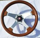 Nardi Personal Vintage Jaguar XJS XJ6 XJ12 Wood Steering Wheel 1972-1987