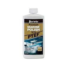 Starbrite Boat Premium Marine Polish with PTEF Liquid Fiberglass Pint 85716
