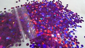 Glitter Chunky Cosmetic Lip Body Face Hair Festival Craft Buy 5 get 10 Free 5g