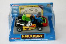 "TOOTSIETOY Shifter Kart, Hard-Body 1/18th scale 4.5"" long, racing go-kart #7"