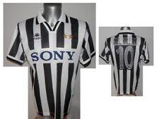 Rare 1995-97 Juventus Home Shirt Del Piero #9 Football Club Soccer Jersey size M