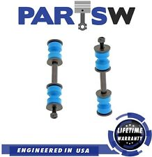2 Pc New Suspension for Isuzu Lincoln & Oldsmobile Front Sway Bar End Links