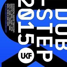 UKF DUBSTEP 2015 (CD+MP3)  CD NEW+