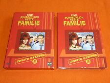 DVD : Eine schrecklich nette Familie - Zweite Staffel