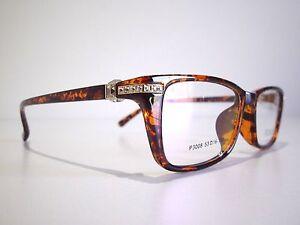 Women Prescription Glasses Frame Designer eyeglasses vision spectacles lens New